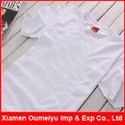 2014 wholesale full printing blank white t shirt below $1