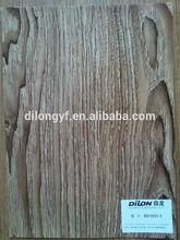 self adhesive paper for furniture/woodgrain pvc film from china