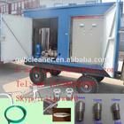 GYB-3 1000bar condenser tube water jet blaster high pressure washing equipment