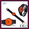 Japan quartz wide band unisex fashion cheap custom silicone watches own logo