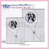 H&B elegant silver 8*12, 12*18 acrylic wedding karizma album designs