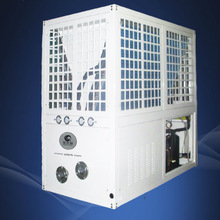 Industry projecting sanitary hot water 380V/3Ph/50Hz Air Source Heat Pump Water Heater