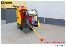 hot sale high compaction gasoline engine concrete cutter saw machine