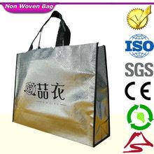 Non Woven Polypropylene Tote Bag, Non Woven Carry Bag, Non Woven Garment Bag