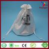 Wholesale Fashion Custom Logo Printed Satin Packaging Wig Travel Bags