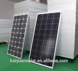 solar panels 250 watt from China factory directly