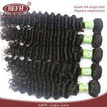 Standard Weight Well Constructed Superior Deep 100% Brazilian Hair