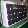 High Efficiency Crystalline Silicon 12v 100W poly sunpower solar panel