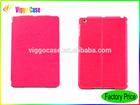 Latest new product for ipad mini case free shipping, Ultra thin design pu leather for ipad mini case alibaba express