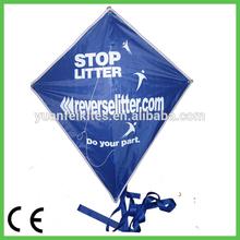 2014kite With CE certificate/diamond kite/kite shaped diamond