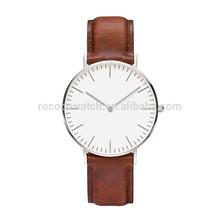 Rococo X1011 D slim watch W white ceramic watch band
