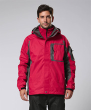 High quality outdoor jacket with air condition