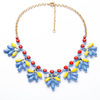Stock Wholesale Alibaba in Russian with Fashion necklace