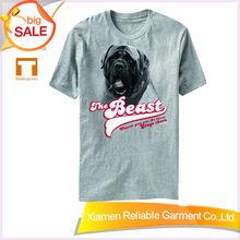100% cotton dog t-shirts/ wholesale plain dog t-shirts