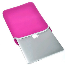 Profession neoprene notebook sleeve waterproof wholesale make in china