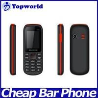 cheap mobile phone C103 GSM 900/1800MHz Dual sim card dual standby
