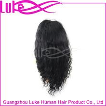 5A top quality 100% Peruvian virgin hair full lace wigs
