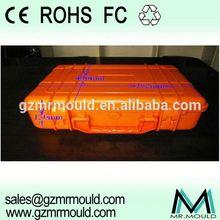 Mr.Mould Plastic waterproof hard case with Dji phantom2 foam