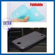 Popular universal mobile tpu mobile phone case for lenovo a600e