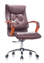 china wholesale modern design bow office chair with headrest