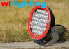 "9"" 96W LED work light for Hummer 32Leds CREE 3W Led off road lights used for mining marine Forklift"