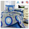 New style bed sheet set fabric cotton printed bedding set hot selling