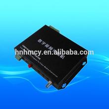Tx rx fiber link audio video
