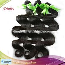 2014 New Arriving virgin 100% short hair brazilian weave