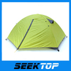 easy set up large double layer waterproof camping truck tents