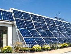 2014 Hot sell 12v 80w polycrystalline solar panel