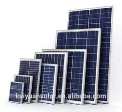2014 Hot sell 12v 85w polycrystalline solar panel