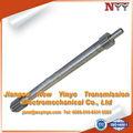 china fornecedor 18cr2ni4wa metal flexível eixos de transmissão