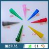 High Quality Plastic Dispensing Needles / Plastic Needle Tip