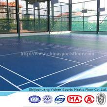 pvc floor badminton flooring tennis flooring basketball flooring