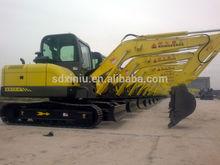 small excavator hydraulic crawler type