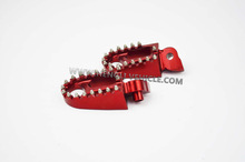 motorcycle parts footpegs footrest sets for HONDA/YAMAHA/KTM/SUZUKI. KAWASAKI/