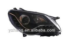 Auto accessory of VOLKSWAGEN BORA 2008-2011 Angel eyes Head Light (ISO9001&TS16949)