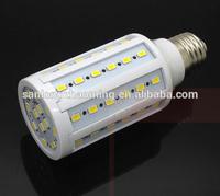 0 pcs/lot 5730 SMD cree 60 LED 15W Corn Lamp E27 B22 E14 110V/ 220V AC LED Bulb Cool /Warm white Light corn bulb