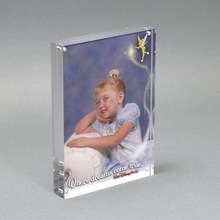 Beautiful transparent acrylic picture/photo frames manufacturer