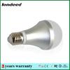 A70 Aluminum remote control rechargeable led bulb light