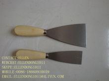 the best price of carbon steel wood handle wall scraper
