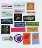 high quality custom printed label