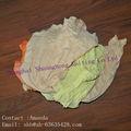 corte de algodón trapos de limpieza con alta calidad
