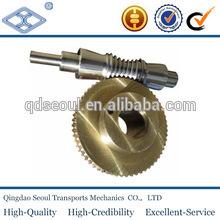 AGDL1.5-20R1 m1.5 standard full depth duplex worm wheels