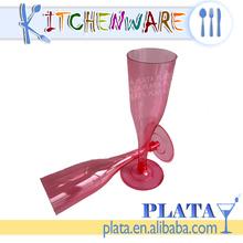 Instant Plastic Wine Cup