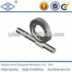 AGDL1.5-36R1 m1.5 36T redution ratio 36 high precision standard full depth worm gears drive