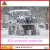 SUV wheel rubber-track conversions for sale /All-terrain SUV conversion system /rubber track vehicle