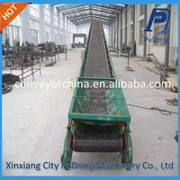 High qualtiy portable belt conveyors for bulk handling