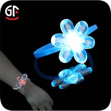 Hot Selling 2015 Multicolor Silicon LED Bracelet