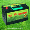 NEW! 12V70AH Super Power Battery Auto Start Maintenance Free Battery Yuasan Brand MF 65D31R(N70MF)